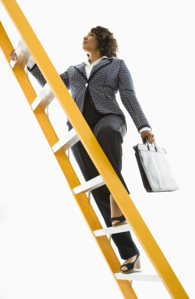 woman-climbing-corporate-ladder